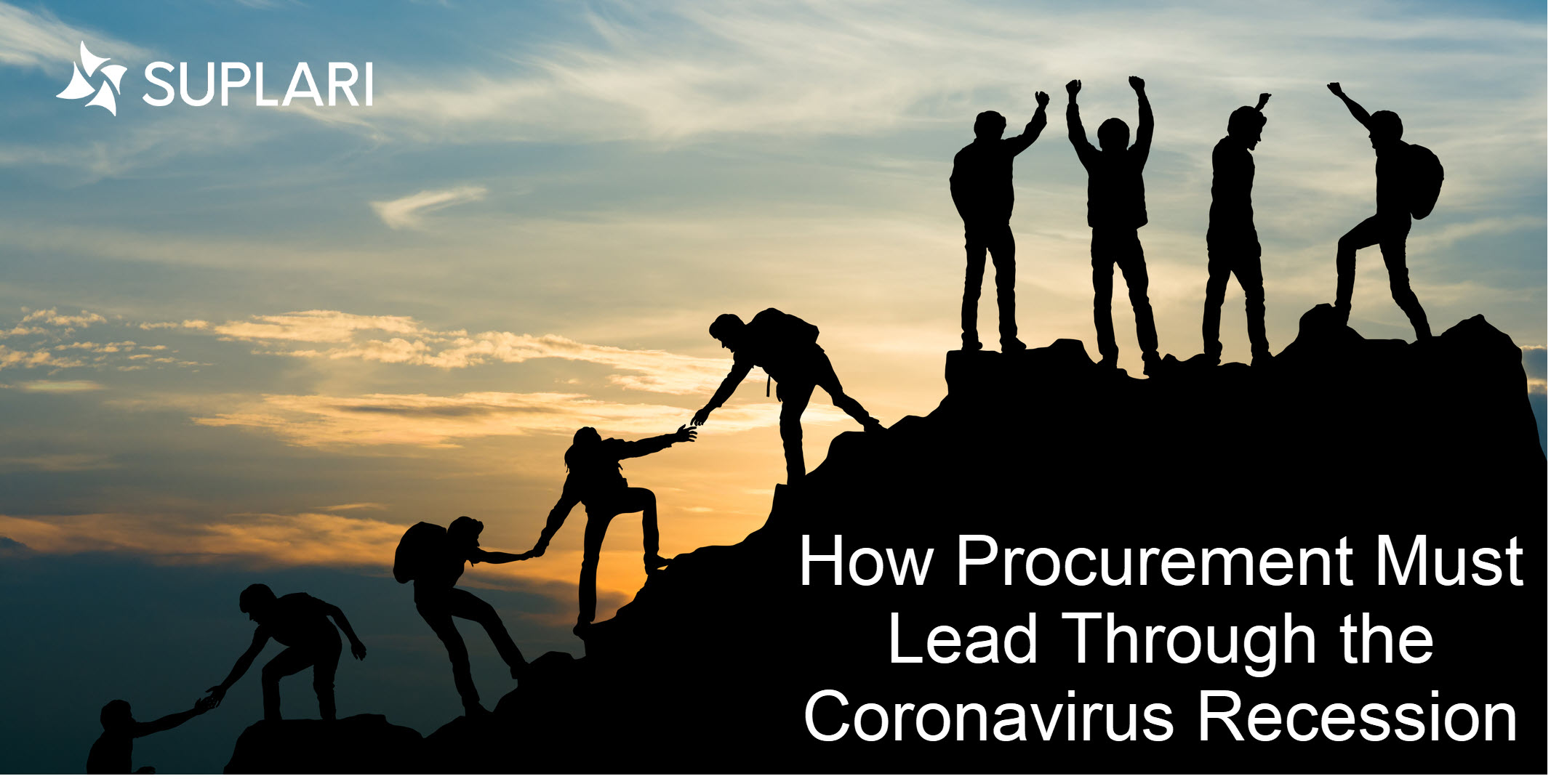 How Procurement Must Lead Through the Coronavirus Recession