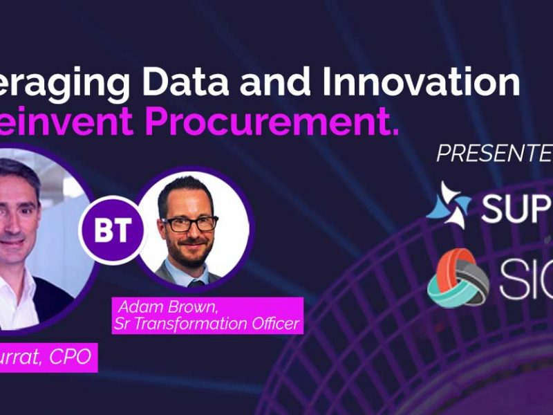 CPO's Playbook for Leveraging Data and Innovation to Reinvent Procurement