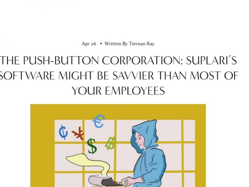 Analyst Coverage: The Push-Button Corporation