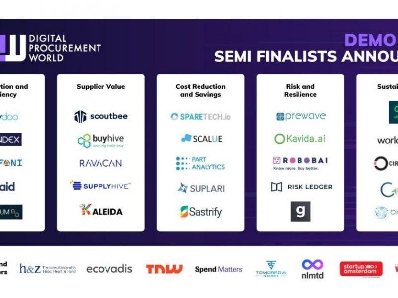 Suplari Selected as Semi-Finalist in DPW Demo 2021 Startup Competition