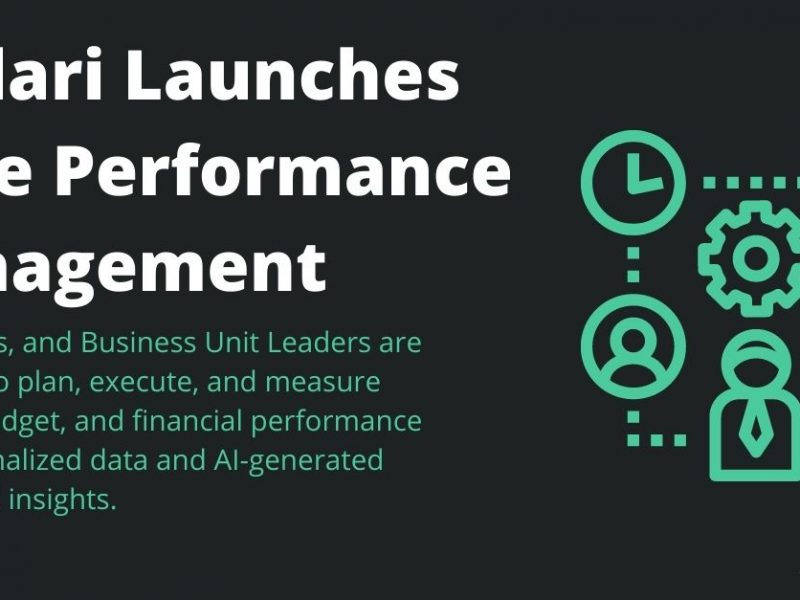 Suplari Launches Agile Performance Management, the New Procurement and Finance Solution for Planning, Tracking, and Optimizing Spend